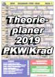 Grafik Theorieplaner 2019 PKW & Motorrad