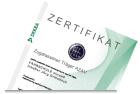 Grafik Zertifikat Fahrschule Berlin