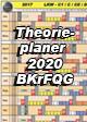 Theorieplaner Berufskraftfahrer Weiterbildung 2020